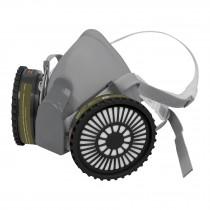 Kit respirador profesional con cartuchos multigas